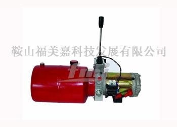 半电动堆高机液压动力单元