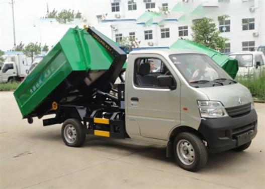 环卫垃圾车液压动力单元